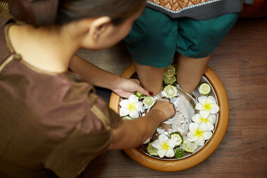 Foot Spa Massage