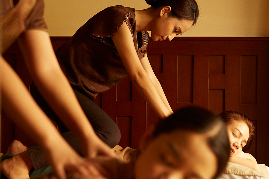 Traditional (Thai) Massage